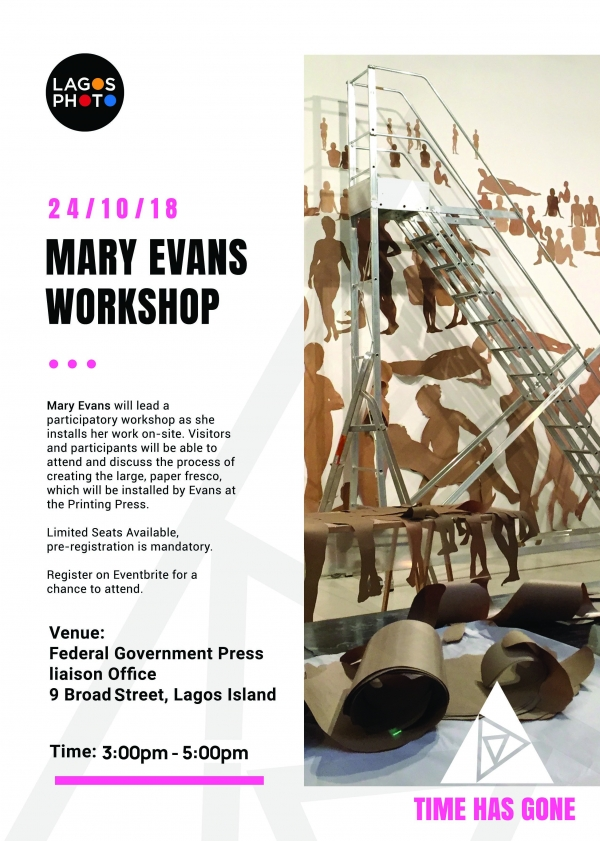 Installation Workshop with Mary Evans Image