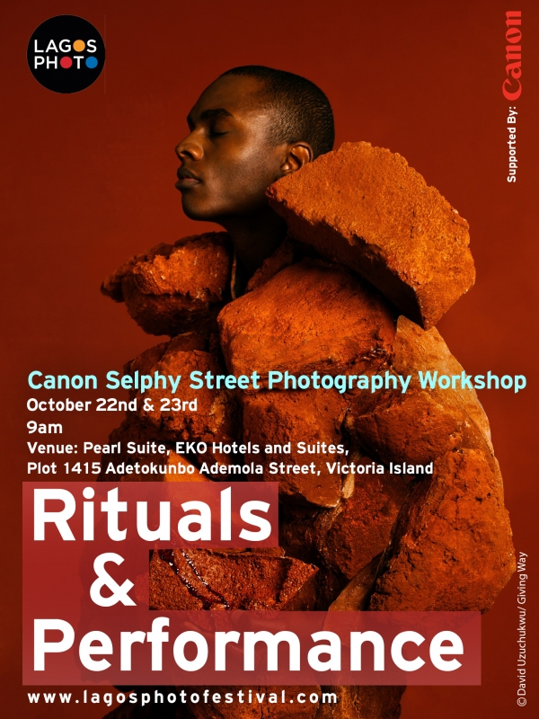 Canon Selphy Street Photography Workshop Image