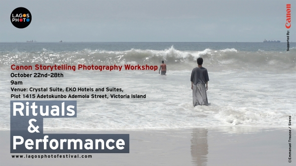 Canon Storytelling Photography Workshop Image