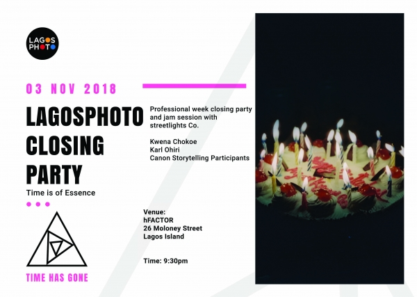 LagosPhoto Closing Party Image