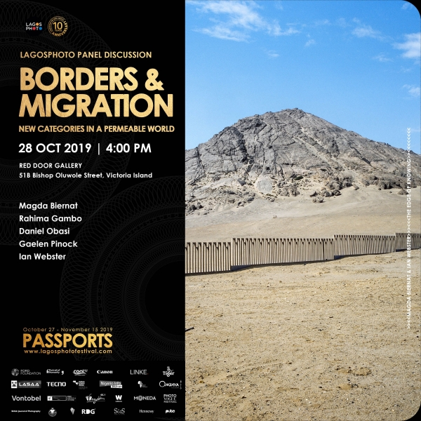 Borders and Migration  Image