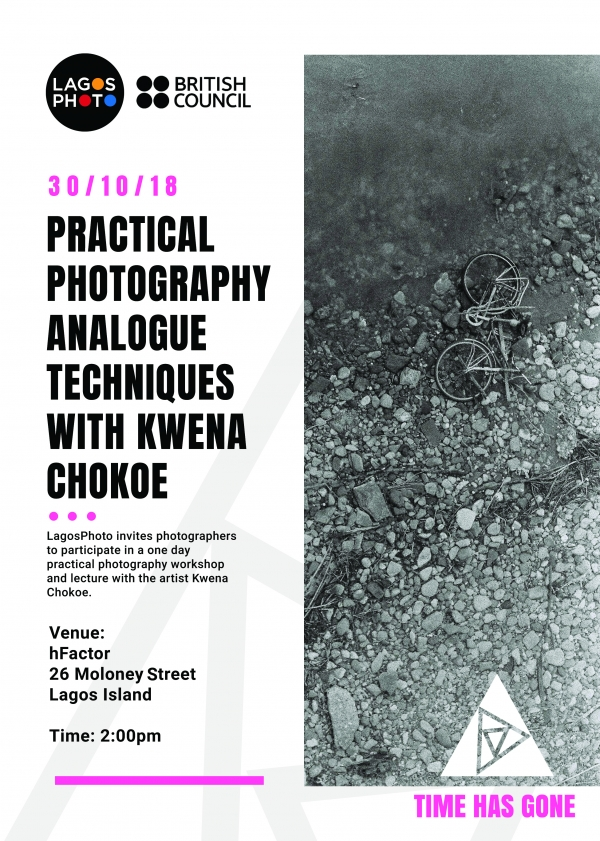 Practical Photography Analogue Techniques With Kwena Chokoe Image