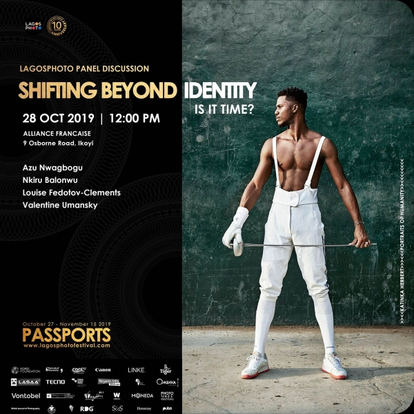 SHIFTING BEYOND IDENTITY, Is it time? Image