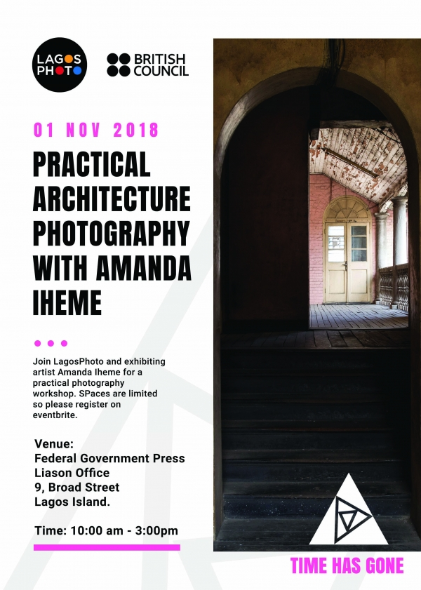Practical Architecture Photography With Amanda Iheme Image