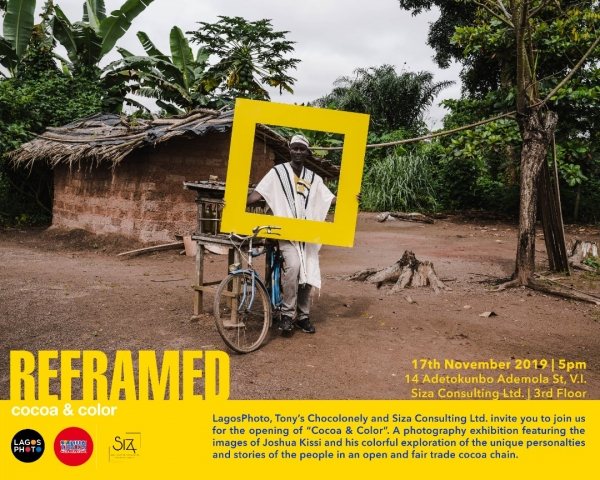 REFRAMED: Cocoa and Color Image