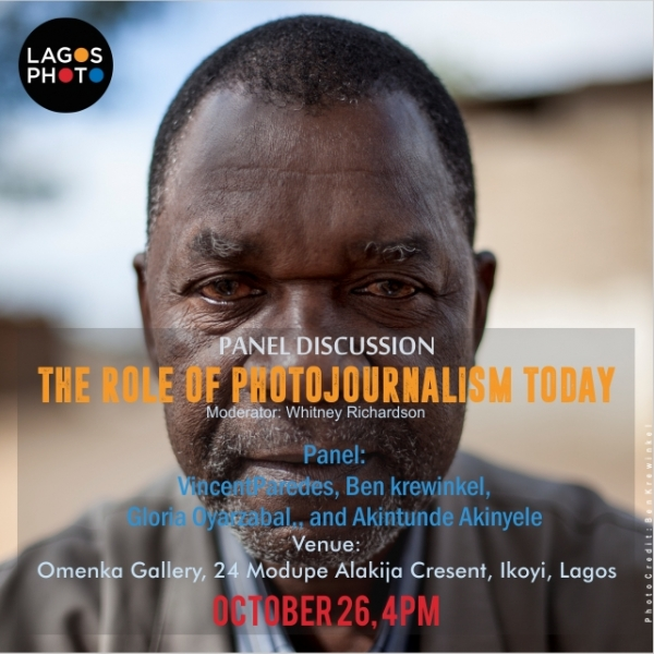 THE ROLE OF PHOTOJOURNALISM TODAY Image