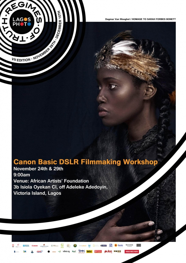 Canon Basic DSLR FIlmmaking workshop Image