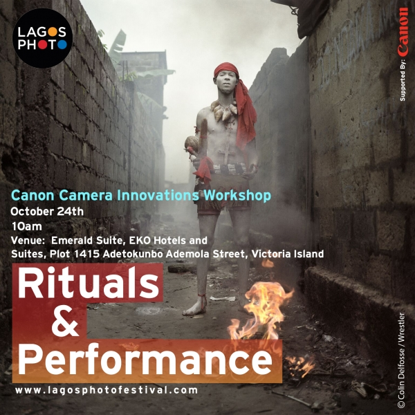 Canon Camera Innovations Workshop Image