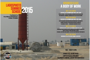 LagosPhoto Summer School 2015 - Advanced Class Image