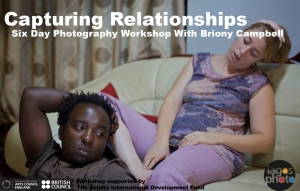 Alliance Francaise Reception: Briony Campbell Workshop Exhibition Image