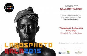 The Annual LagosPhoto Gala 2015: I No Get Eye for Back Image