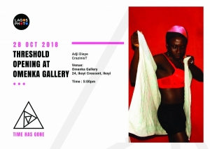 Threshold Opening At Omenka Gallery. Image