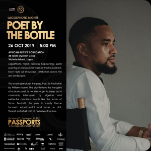 Poet by the Bottle Image