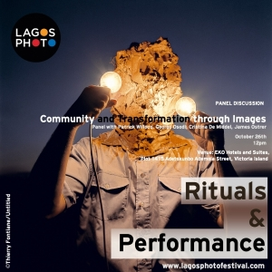 Community and Transformation Through Images Image