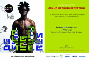 LAGOSPHOTO GRAND OPENING RECEPTION 2015 Image
