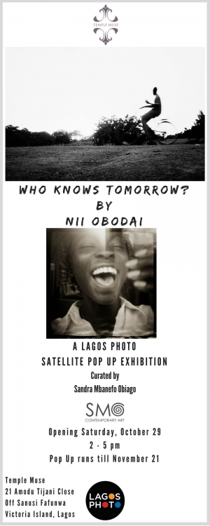 Who Knows Tomorrow by Nii Obodai Image